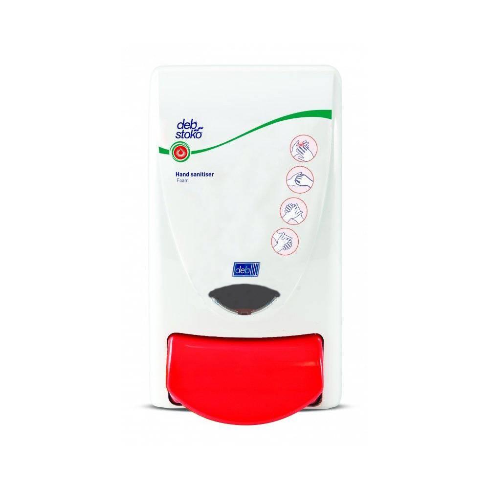 Deb Instant Foam Sanitizer Manual Dispenser 1l