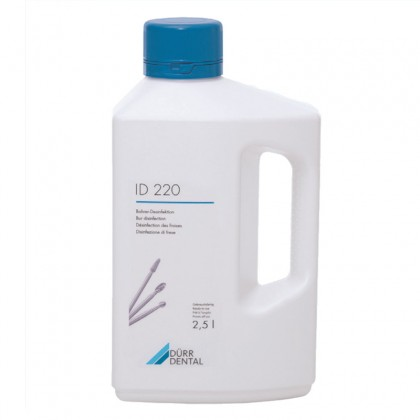Dürr Dental ID220 Bur Disinfectant - 2.5L