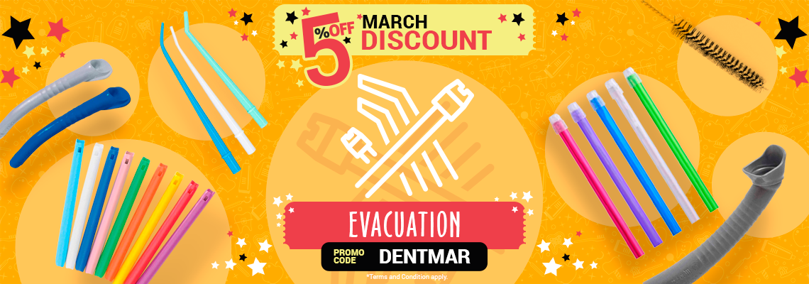 5% March Discount - Evacuation
