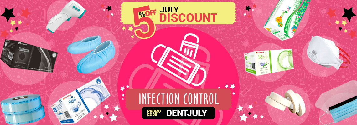 Monthly Promotion - Infection Control